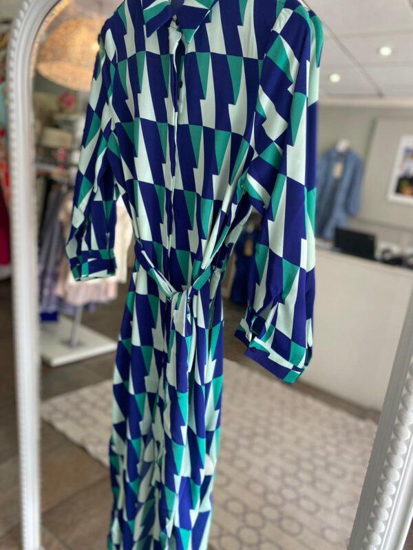 Kyla Shirt Dress